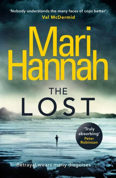 Mari Hannah - Scriptwriter and Crime Writer